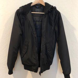 H&M Bomber Puffer Jacket 🖤